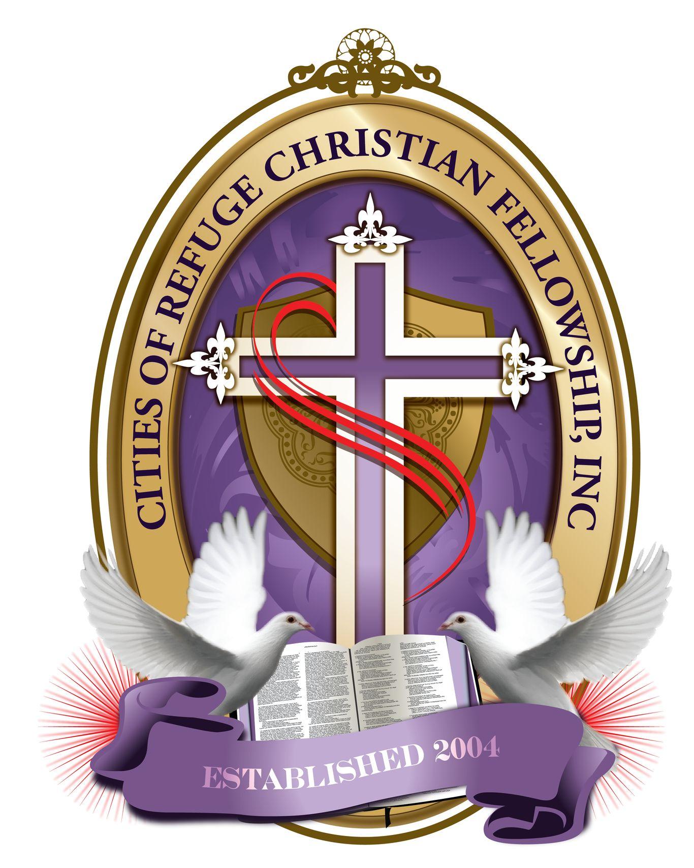 cities of refuge logo apostle bettie clay